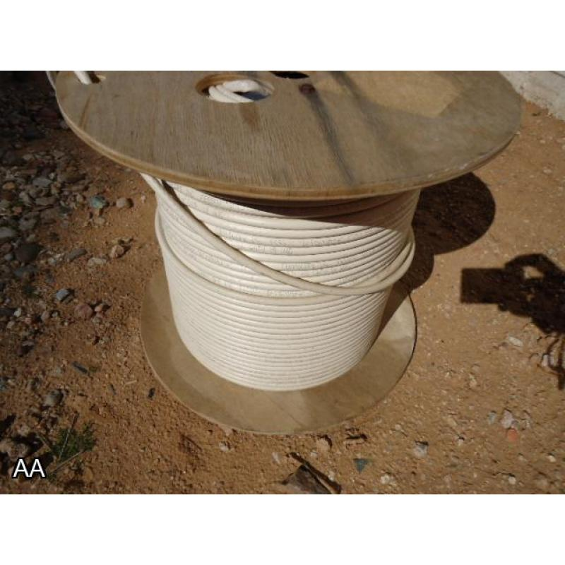 COAXIAL CABLE SPOOL